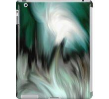abstract green by rafi talby iPad Case/Skin