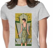 Sign of the Dollar Womens Fitted T-Shirt