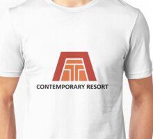 ContemporaryBlack Unisex T-Shirt
