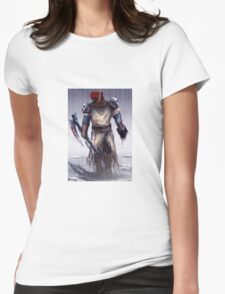 Executioner Sion  Womens Fitted T-Shirt
