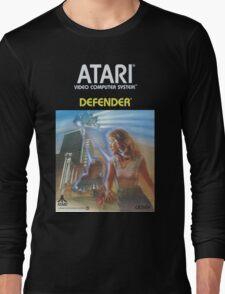 Atari Defender  Long Sleeve T-Shirt