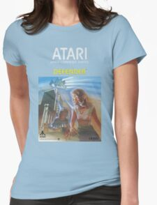 Atari Defender  Womens Fitted T-Shirt