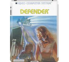 Atari Defender  iPad Case/Skin