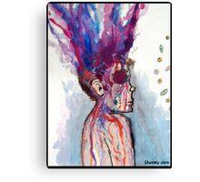Amitriptyline Canvas Print