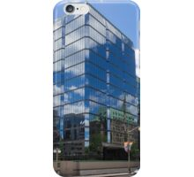 Reflection of the sky iPhone Case/Skin