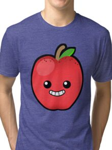 Red Delicious Apple Tri-blend T-Shirt
