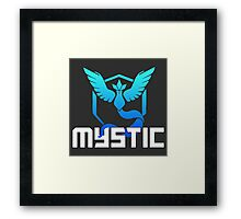 Pokemon Go | Team Mystic  Framed Print