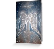 The Celestials Greeting Card