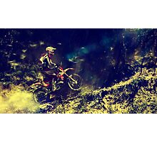 Red Bull Romaniacs  Photographic Print