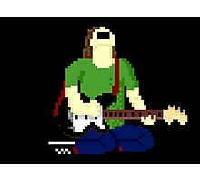 Pixel Rocker Photographic Print