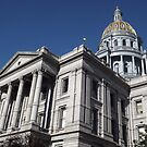 Classic Architecture, State Capitol, Denver, Colorado by lenspiro