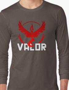 Pokemon Go | Team Valor Long Sleeve T-Shirt