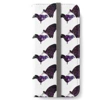 Butterfly on Flower iPhone Wallet/Case/Skin
