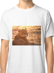 The Morning Glow Before The Hunt Classic T-Shirt