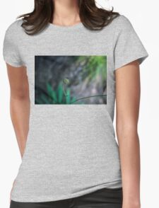 Two emotions Womens Fitted T-Shirt