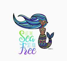 Mermaid Series 1 - 2016 Womens Fitted T-Shirt