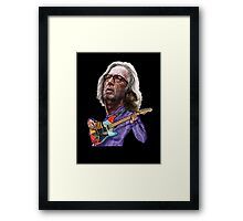 My Favourite Song Framed Print