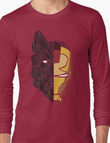Game Of Thrones / Iron Man: Stark Family Long Sleeve T-Shirt