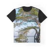 scarf tree 3 Graphic T-Shirt