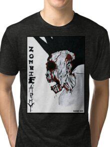 Zombie Army Tri-blend T-Shirt