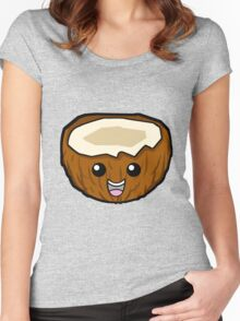 Coconuts! Women's Fitted Scoop T-Shirt