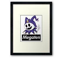 Hee Ho! Megaten Jack Frost Framed Print