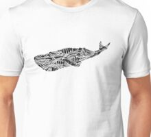 Stripes and Whales Unisex T-Shirt