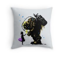 I'll Always Protect You Throw Pillow