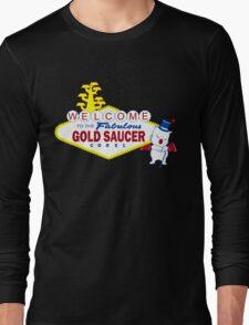 Fabulous Gold Saucer Alternate Long Sleeve T-Shirt