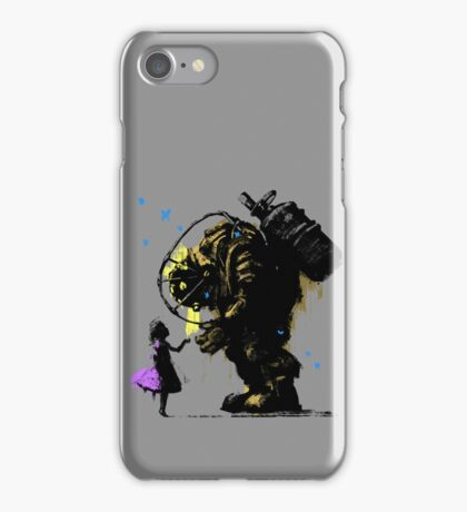 I'll Always Protect You iPhone Case/Skin