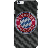 FC Bayern Munich Carbon Fiber iPhone Case/Skin
