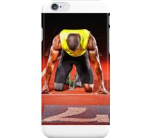Lucky 7 Lane iPhone Case/Skin