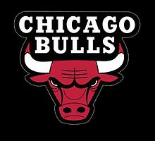 Chicago Bulls  by dannhyhorchata