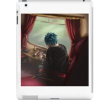 Teddy's First Hogwarts Journey iPad Case/Skin