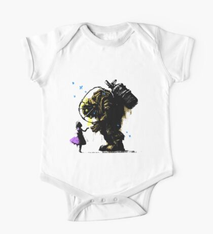 I'll Always Protect You One Piece - Short Sleeve