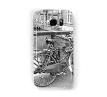 Bicycles Amsterdam Samsung Galaxy Case/Skin