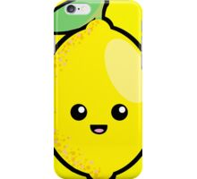 When Life Hands You Lemons... iPhone Case/Skin