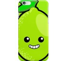 Blimey it's a Lime! iPhone Case/Skin