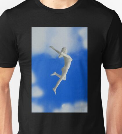 Boundless Woman Unisex T-Shirt