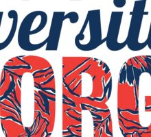 University Of Georgia- Lilly Pulitzer Sticker