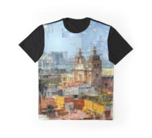 The Walled City in Cartagena de Indias Colombia Graphic T-Shirt