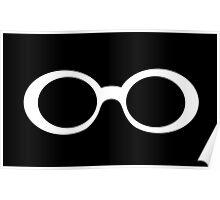 Kurt Cobain Sunglasses Poster