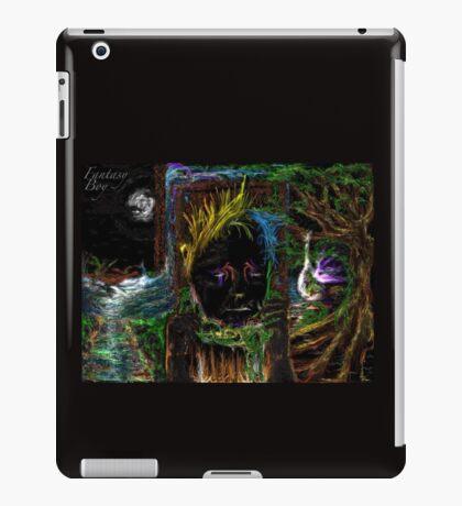 Fantasy Boy - Exploration of the little people. iPad Case/Skin