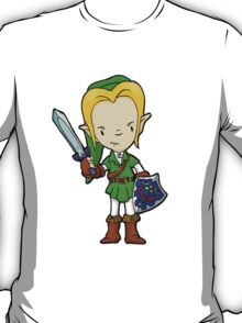 It's dangerous to go alone! Take this T-Shirt