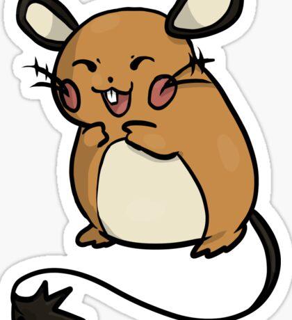 Pokemon X and Y: Dedenne Sticker