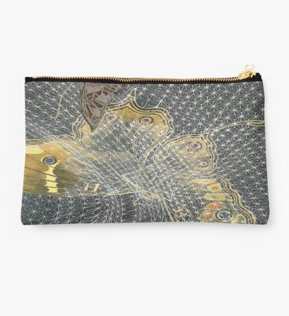Butterfly Nightmares  Studio Pouch