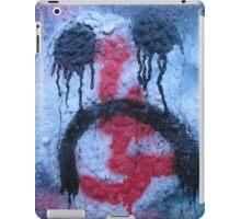 Graffiti Face iPad Case/Skin