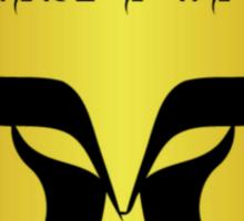 ShawnDonEnt Logo Sticker