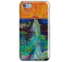 BENEATH THE SURFACE - Painting iPhone Case/Skin