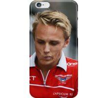 Max Chilton F1 2014 iPhone Case/Skin